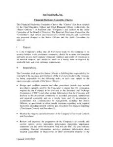Committee Charter Template by Charter Exles For A Committee Fill Printable