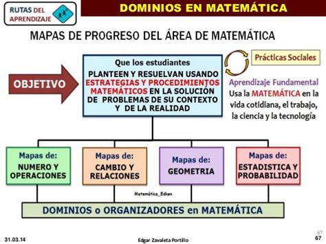 rutas de aprendizaje matematicas en inicial rutas de aprendizaje 2014 matematica
