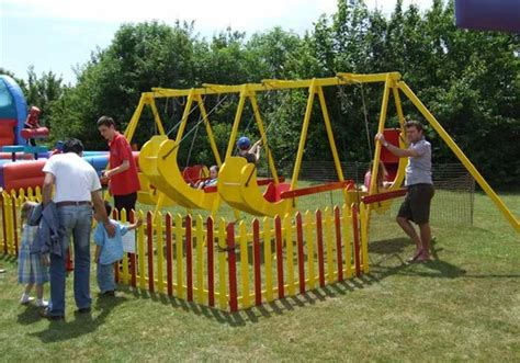 swing for ire swing boats hire or book for events es promotions