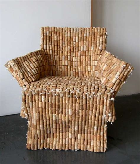 Home Decor Recycled Materials by Creative Chairs From Odd Materials