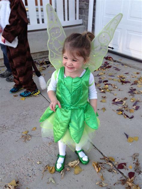Handmade Tinkerbell Costume - tinkerbell costume costume ideas