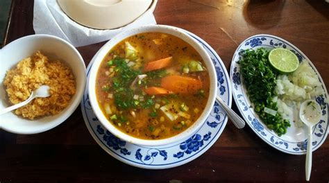 mexico dishes sanjose delicious authentic and the radar