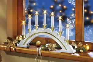 licht dekoration fenster leuchter lichterbogen wei 223 schwipbogen weihnachten