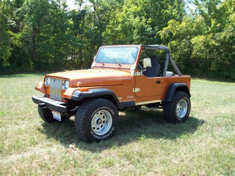 turbo jeep wrangler 1988 jeep wrangler turbo charged 4 bt cummins diesel