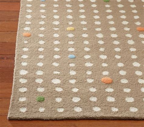pbk rugs circus dot rug pottery barn in my nest