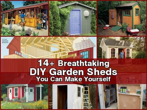 awesome backyard sheds 14 awesome diy garden sheds plans investor discussion board idb
