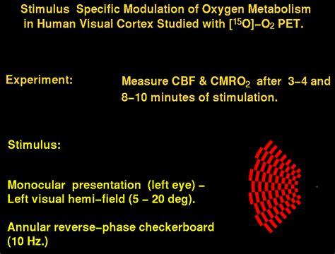 pattern reversal stimulation click on image