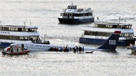 Miracle Landing On The Hudson Quot Miracle On The Hudson Quot Survivors 5 Years Nbc New York