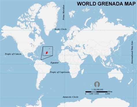 where is grenada located on a world map grenada location map location map of grenada