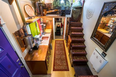 The Lilypad An Eclectic Eco Friendly Tiny Home Lilypad Tiny House