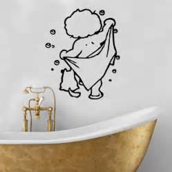 Bathroom Stencils ταπετσαρίες για πλακάκια μπάνιου Stickerman