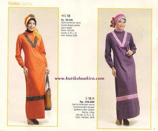 Baju Gamis Isabela St Cewekwanita 35 fashion baju muslim sarimbit keluarga