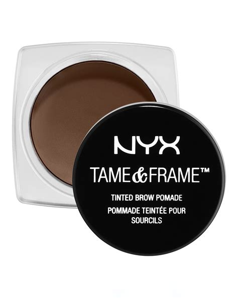 Nyx And Frame frame tinted brow pomade by nyx professional makeup