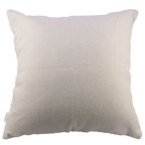 Bamboo Versus Cotton Sheets by Hosl Sd39 Merry Christmas Series Blend Linen Throw Pillow