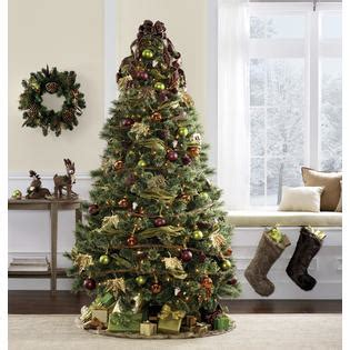80 pc golden radiance theme complete tree decorating kit