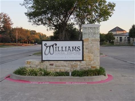 williams funeral home garland tx funeral homes on