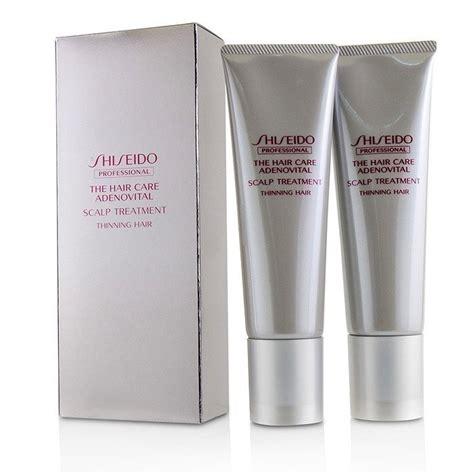 Shiseido Adenovital shiseido the hair care adenovital scalp treatment for
