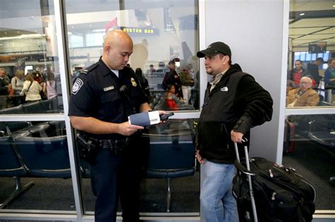 Immigration Office Houston by Biometrics Exit Screening Pilot At Houston Airport Catches