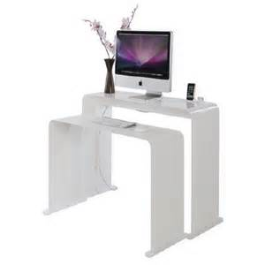 Modern Desk For Small Space Small Space Furniture Onelessdesk By Heck