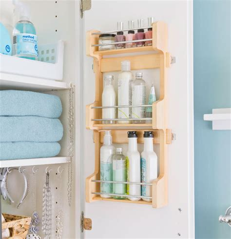 boost storage in a small bathroom sue martin real estate