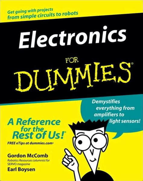 electronics for dummies by gordon mccomb earl boysen