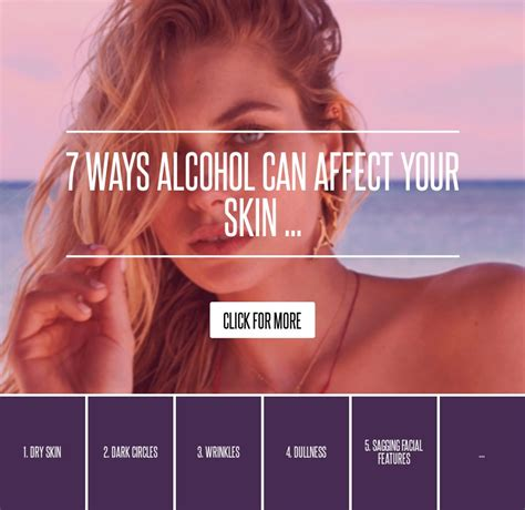 7 Ways In Which Affects Your by 7 Ways Can Affect Your Skin Health