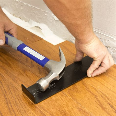 Wood Floor Installation Tools How To Install An Engineered Hardwood Floor