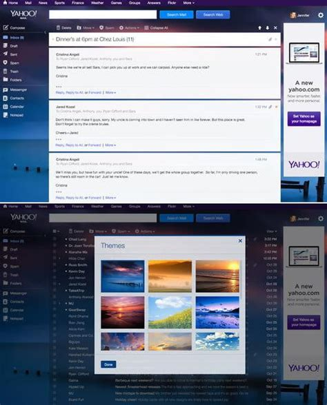 yahoo mail layout change 2015 yahoo mail users are unhappy with the new gmail like