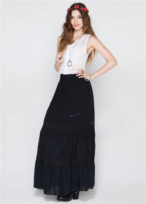 maxi skirts for uk