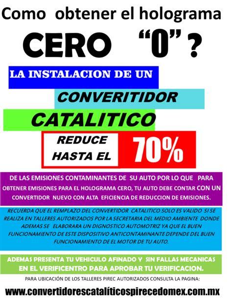 tarifas de verificacion vehicular en el estado de mexico precio verificacin estado de mxico 2016 talleres