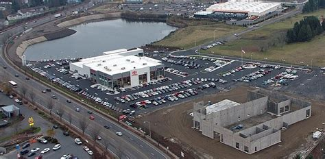 Capitol Toyota Salem Or Capitol Auto Upgrades To Greener Pastures Articles