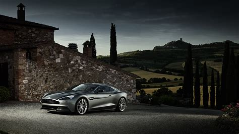 Aston Martin Wall Paper Aston Martin Vanquish Wallpapers