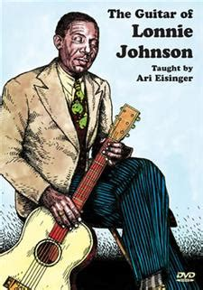 Gw 161 E Set Size guitar of lonnie johnson 2 dvd set grossman s guitar