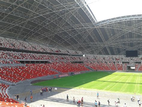 singapore national stadium seating plan national stadium singapore wikiwand