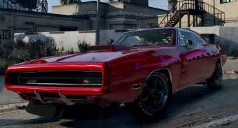 Dodge Charger Mods 1970 Dodge Charger R T Tuning Gta5 Mods