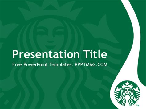 starbucks powerpoint template starbucks powerpoint template prezentr