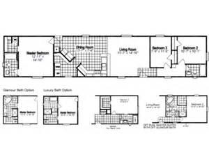 18 wide mobile home floor plans 8 x 18 mobile home floor plans mobile home frame plans home plan and house design ideas