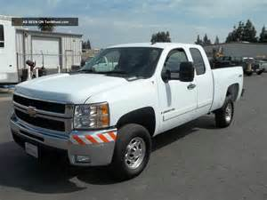2007 chevy 2500 hd repo truck tow truck self loading wheel