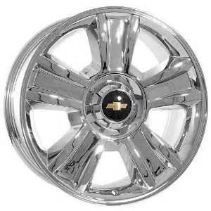 16 Inch Chrome Truck Wheels 16 Inch Wheels Rims Chrome Chevy Silverado Tahoe Gmc