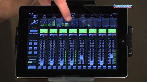 Mixer Digital Behringer 16 Chanel behringer x32 rack digital rack mixer demo sweetwater