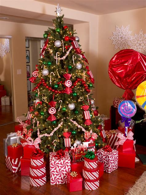 40 christmas tree decorating ideas hgtv