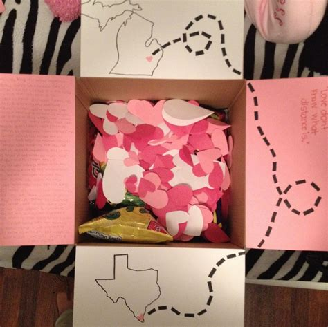 crhistmas ideas for my longterm boyfriend valentines care package gift for my boyfriend from me to you boyfriends gift