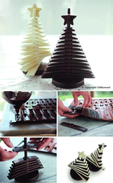 toysmith amazing christmas trees how it works chocolate tree d now i need to figure out how to make the mold holidays