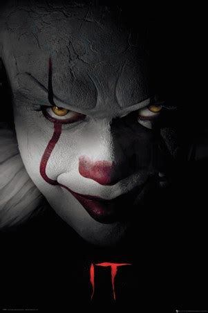 pennywise clown, it poster buy online
