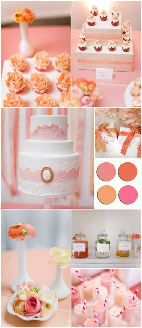 pink bridal shower themes top 5 bridal shower themes 2013