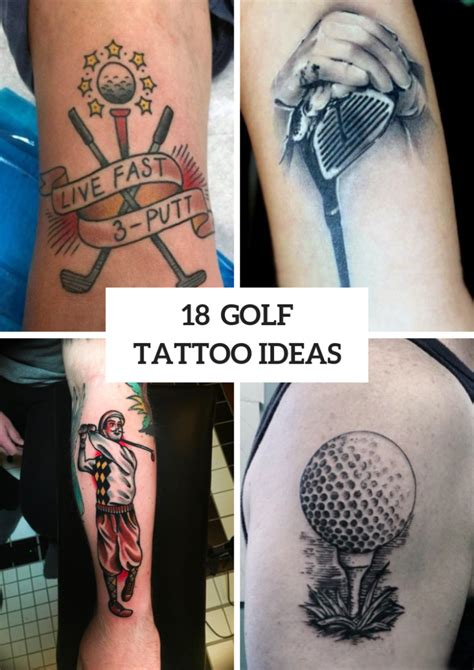 tattoo golf golf archives styleoholic