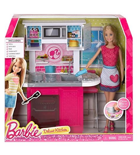 barbie kitchen furniture dumyah com online shopping for baby kids products