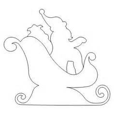 Top Hat Pattern Use The Printable Outline For Crafts Creating Stencils Scrapbooking And More Large Santa Sleigh Template