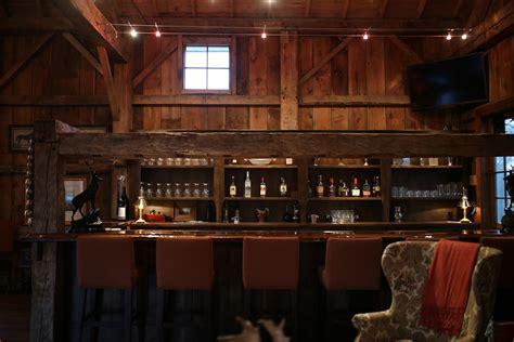 Bar Barn The Bar In Mount Vernon Barn Company