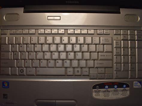 toshiba satellite  laptop keyboard replacement